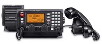 Rádiotelefone HF/SSB IC-M801E