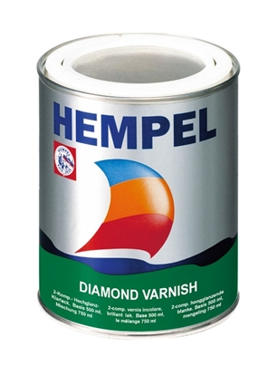 Picture of Hempel's Diamond Varnish