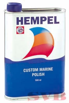 Hempel's Custom Marine Polish 500ML