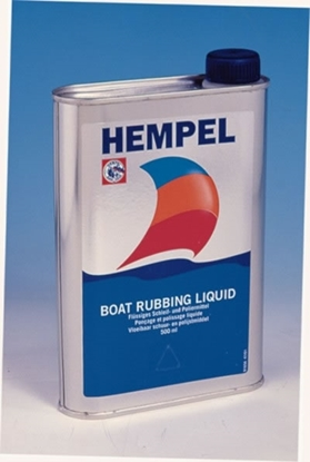 Picture of Hempel's Boat Rubbing Paste 250GR