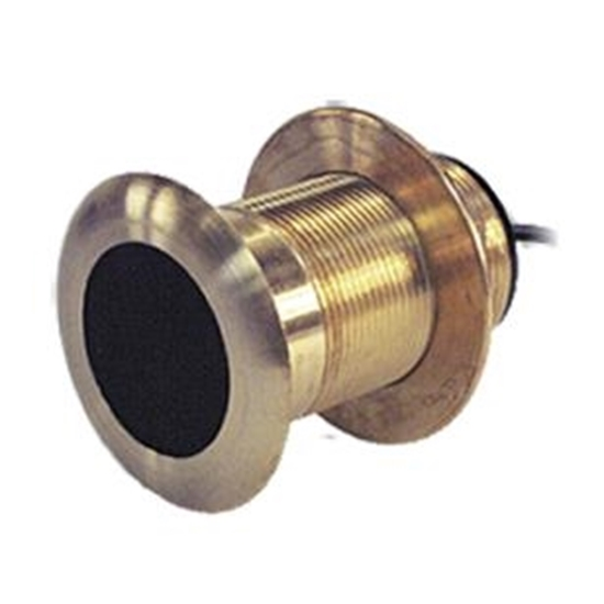 Picture of B117 Airmar Transducer
