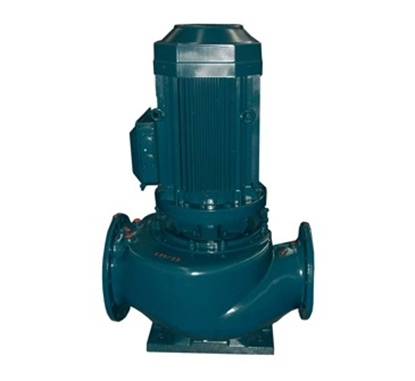 Picture of Azcue vertical IN-LINE close coupled centrifugal pump VM