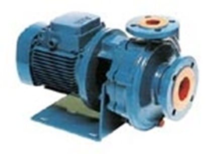 Bomba Azcue centrifuga DIN 24255