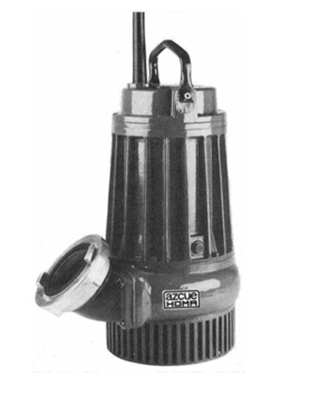 Picture of Azcue Sumergibles portable marine pump