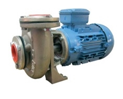 Picture of Azcue close coupled centrifugal pump