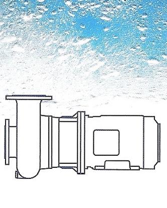 Picture of Bomba Azcue vortex horizontal monobloc