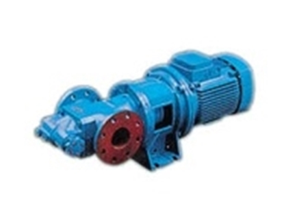 Picture of Azcue horizontal screw pump, high pressure, selfpriming