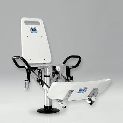 Picture of Cadeira de Comando para Barco / com Braços / Em Inox