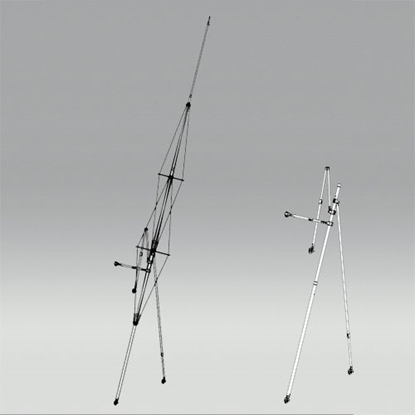 Picture of 8 meters Outrigger America Alu
