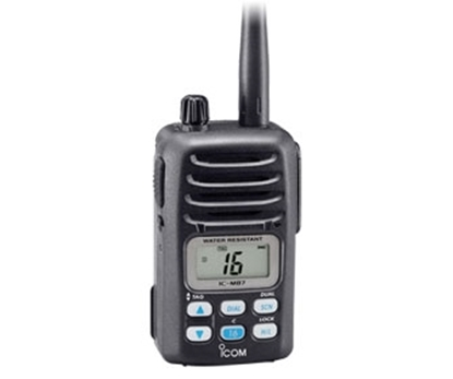 Picture of Icom handheld VHF IC-M87 ATEX