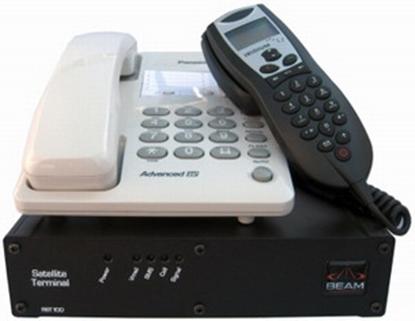 Terminal de comunicações Iridium Beam RST100