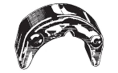 Ânodo de zinco para motores OMC/ Johnson/Envirude 50/75 HP