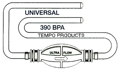 Picture of Universal pipe without connectors