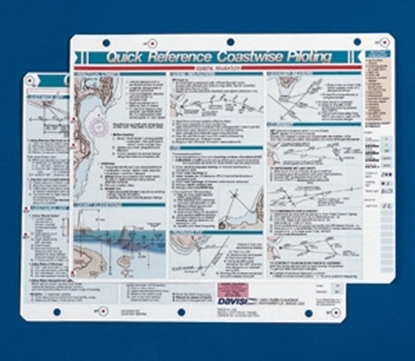 Picture of Quick reference card - Coastwise Piloting