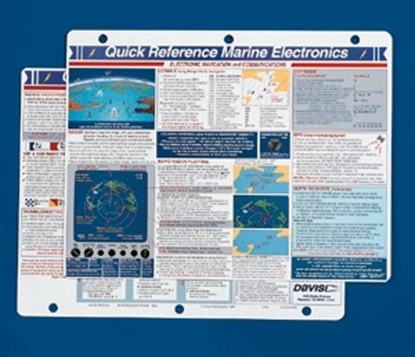 Picture of Quick reference cards - Marine Electronics