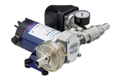 Bomba de engrenagens de pressão de água UP6/A 24V Marco