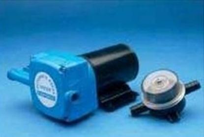 Picture of Flowing blue pump 18 Lt