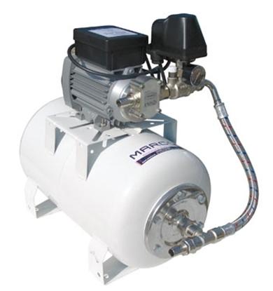 Bomba de pressão de água UP6/A-AC Marco c/ depósito