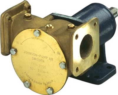 Picture of Johnson F8B-3000 VF extra heavy duty impeller pump