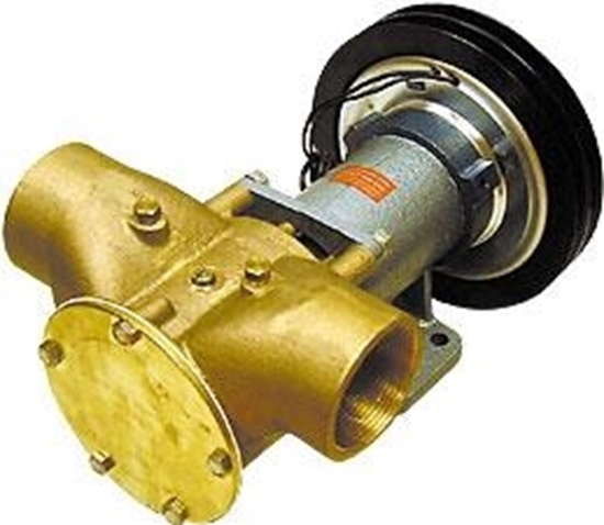 "Picture of JohnsonFB-5000-1"" extra heavy duty electro- magnetic clutch pump"