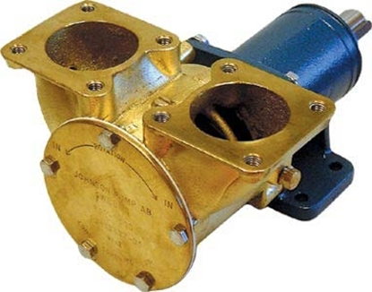 "Picture of Jonhson F9B-3000 TSS-2"" extra heavy duty impeller pump"