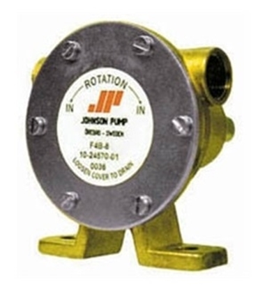 "Picture of Johnson F4B-8 - 3/8"" heavy duty impeller pump"