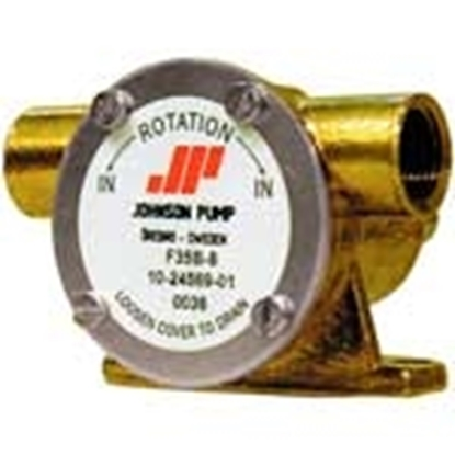 "Picture of Johnson F35B-8 - 3/8"" heavy duty impeller pump"