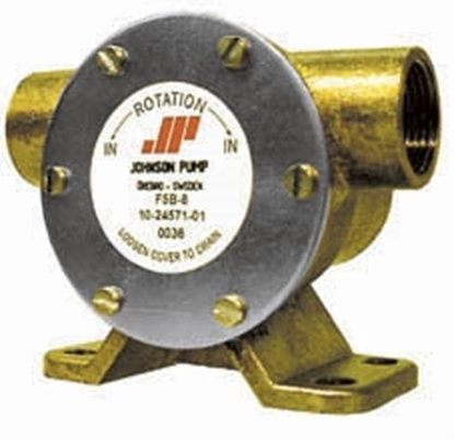 "Picture of Johnson F5B-8 - 3/4"" heavy duty impeller pump"