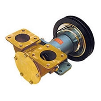 "Picture of F8B-5000-TSS-1.5"" extra heavy duty electro-magnetic clutch pump"