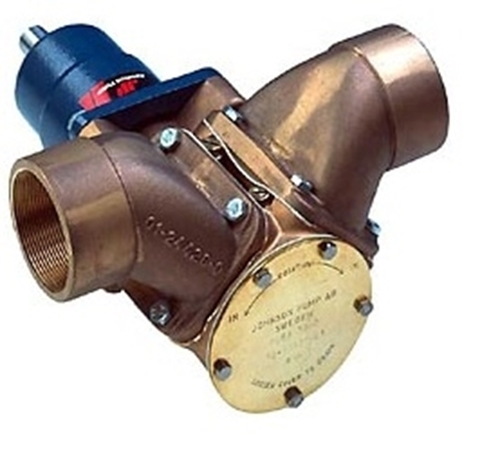 """Picture of F95B-5000-2.5"""" Extra heavy duty, high flow electro-magnetic clut"""
