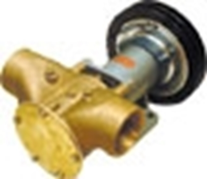 "Picture of F9B-5600 - 2"" extra heavy duty electro-magnetic clutch pump"