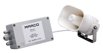 Picture of Marco EMH multifunction electronic whistle