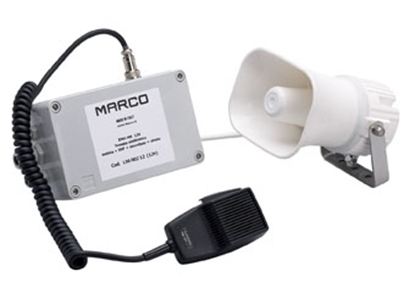 Picture of Marco EMH-MS multifunction electronic whistle