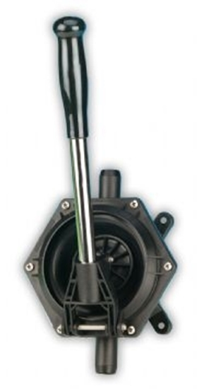 Picture of Bomba de esgoto manual Amazon Bulkhead Jabsco