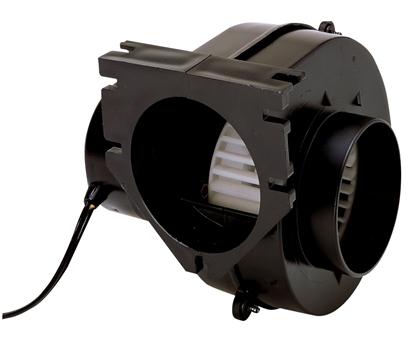 Ventilador 12/24V p/ câmara de motor