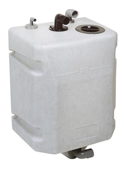 Picture of Tanque p/ águas sanitárias para fixar em antepara Vetus