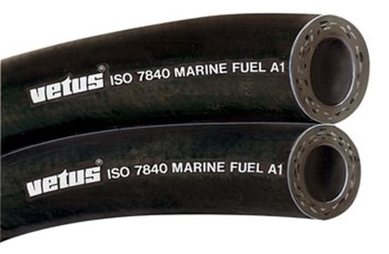 Tubo de combustível Vetus