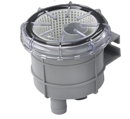 Picture of Vetus cooling water strainer FTR140