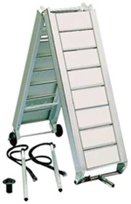 Picture of Light alloy gangways with oversized stringers