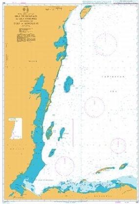 Central America-East Coast, Isla de Guanaja to Isla Cozumel