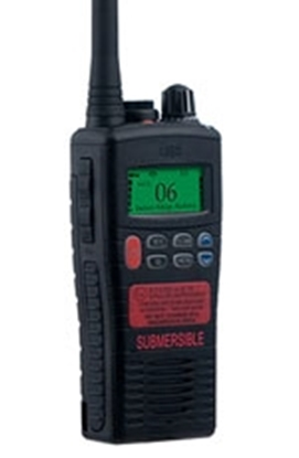 Picture of Entel ATEX IIC HT944 portable radio