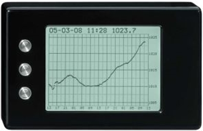 Barógrafo digital LCD Barigo