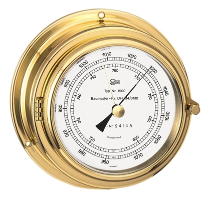 Picture of High-precision porthole barometer Professional series