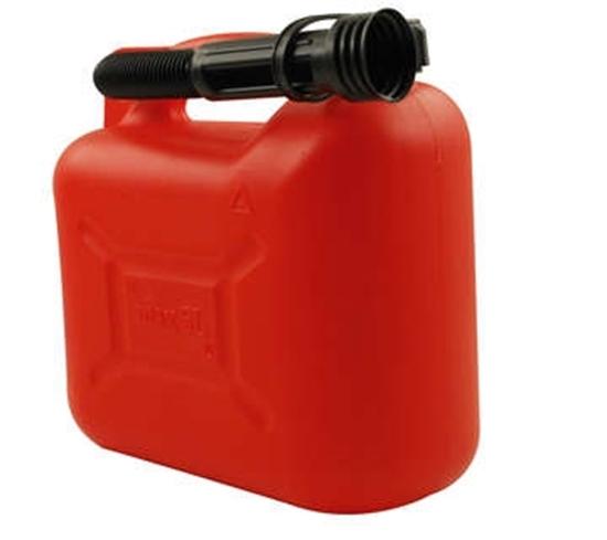 Jerrycan p/ combustível 5 lt