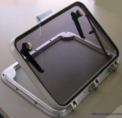 Picture of Aluminium hatch