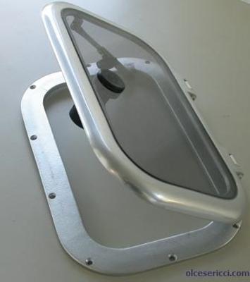 Picture of aluminium hatch