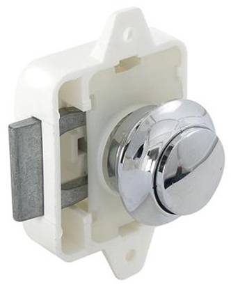 Picture of Push button latch