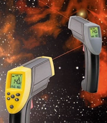 Picture of Infrared-temperature hand held measurement devices