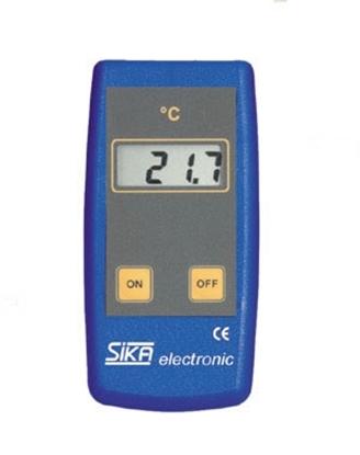 Termómetro portátil para temperatura - MH 175