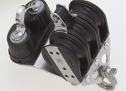 Picture of Triple ball bearing blocks 10 mm becket-cam